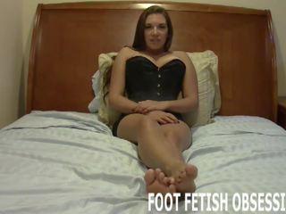 voet fetish vid, vers femdom film, vol pov