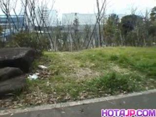Miyuki hashida sucks boner tovább streets