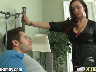 Slutty Mother in Law gets an Asshole Pounding