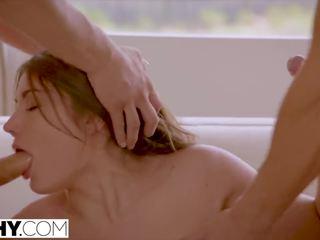 nominale brunette video-, echt orale seks porno, deepthroat