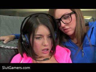online brunette film, tieners, beste zoenen kanaal
