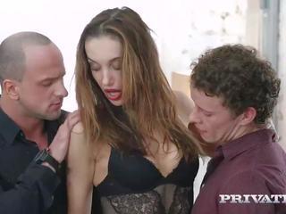 new brunette movie, oral sex, watch deepthroat
