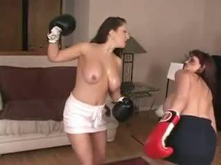 Balloon Boobs Boxing (2)