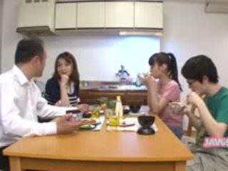 japán, blowjob, nyalás