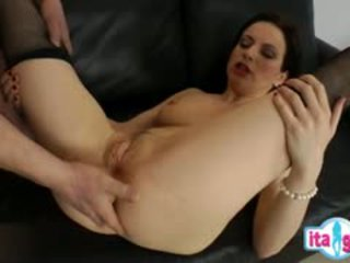 Horny Teen Extreme Gagging