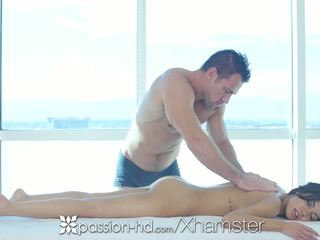 Passion-hd - Busty Shay Evans Sucks and Fucks Hard Cock