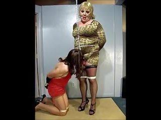hottest crossdresser film, free small tits sex, check ball gag fucking