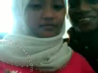 Indonésien jilbab sex-asw866