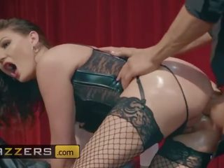 Brazzers - Anal Whore Jessica Rex Is Nothing but Porn Puppet on a String