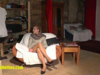 hq tieners klem, massage klem, tsjechisch actie
