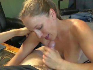 Amateur Heiß Ehefrau Pov Blowjob