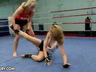 lesbian nice, ideal lesbian fight new, great muffdiving fun