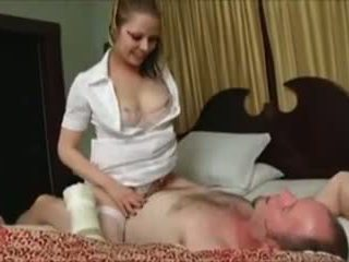 Pantyboy Nurse Play: Free Blowjob Porn Video fd
