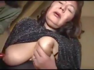 Mature Asian Fondled: Japanese Porn Video ae