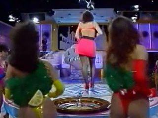 意大利人 电视 节目 - tutti frutti - kandidatin sabine