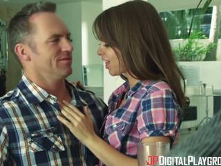 Digital Playground- Watch Riley Reid Give Awesome Blowjob