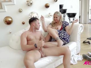Julia Ann Seduces Her Sons Friend, Free Porn 24
