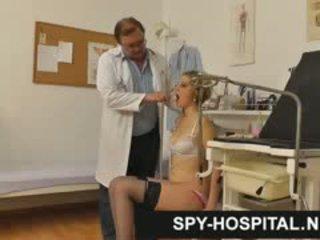 Stolen Hidden Cam Video Of Gynecological Exam