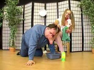 Niemieckie kobieca dominacja pani joanne i jej stopa niewolnik 2: porno af