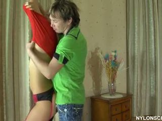 Irene and Rolf - home sex