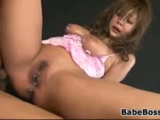 rated japanese, fun close up, more creampie great
