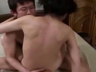 brunete, mutisks sekss, japānas, maksts sex