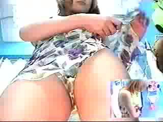 Hairy Babe in Locker Room is an Amateur Striptease Honey