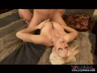Eve and Trina share his lucky cock