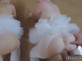 Plant sex first time Ballerinas