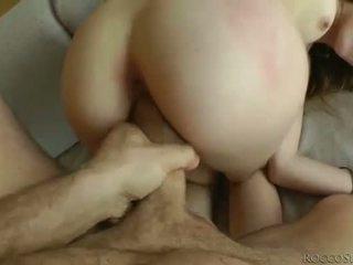 Kinky hora ball licking och banged pov