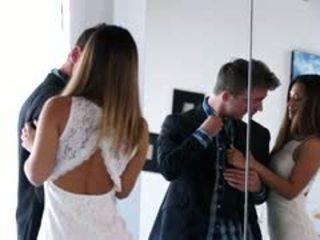 Cock Hungry Babe Eva Lovia Seduces Her Man With A Miniskirt