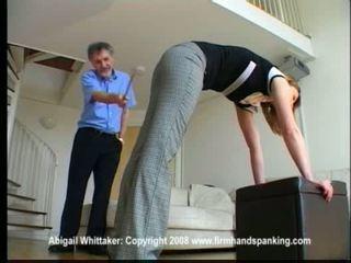 Abigail whittaker spanking