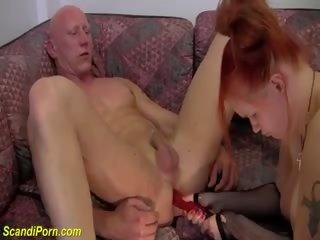 Scandinavian Amateur Threesome Fuck Orgy, Porn bc