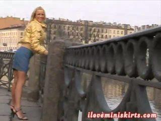 Anna Curtis I Love Miniskirts