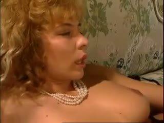 kut likken scène, een meisje op meisje porno, cock sucking