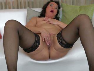 Sangat indah dewasa mama bating dia terangsang klitoris: gratis resolusi tinggi porno 95