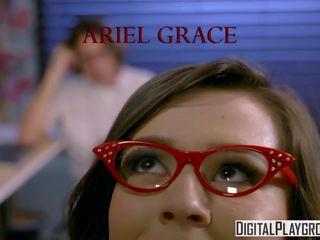 My Little Bookworm - Ariel Grace, Free HD Porn 07