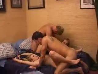 meest orale seks, vol groepsseks, vaginale sex