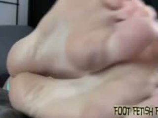 Jerk It To My Sexy Ebony Feet Like A Good Boy