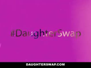 Daughterswap - Devious Teens Fucked by Their Bff S Dads