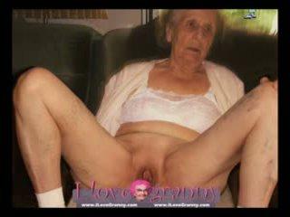 bbw, סבתות, מתבגר