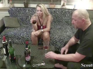 grote tieten porno, duits neuken, kwaliteit blond thumbnail
