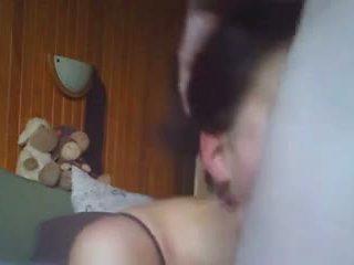 meest brunette, orale seks porno, kaukasisch vid