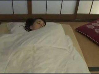 Όμορφος/η ιαπωνικό σύζυγος - masturbation