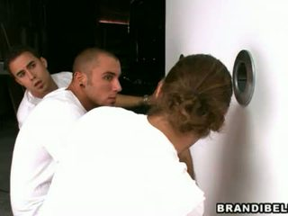 """Glory Hole in the Shower - Brandi Belle <span class=""""duration"""">- 5 min</span>"""