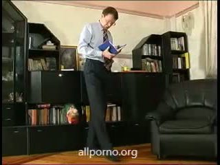 Old teacher Fucks young student