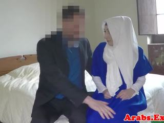 Hijab muslim doggystyled before sordyrmak sik: mugt porno 1c