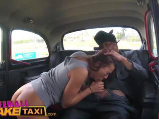 plezier brunette, groot realiteit gepost, orale seks