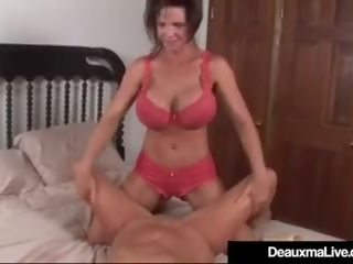 Horny MILF Deauxma Squirts in Magdalene St Michaels'...