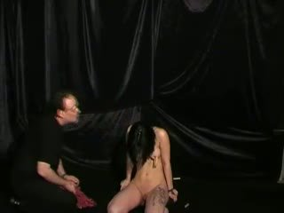 Teen Amateur Slavegirl Punishment